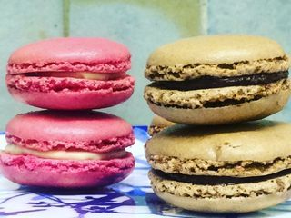 Mad about the Macarons!