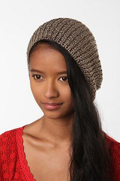 the trend: slouchy beanies