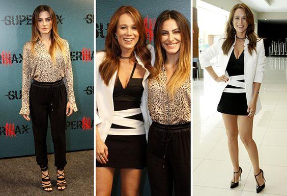 Looks das famosas: Bruna Marquezine, Mariana Ximenes e mais!