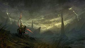 Demon's World by nkabuto