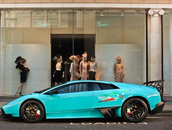 Lamborghini Murcielago LP670-4 SV Yeahhh buddy!