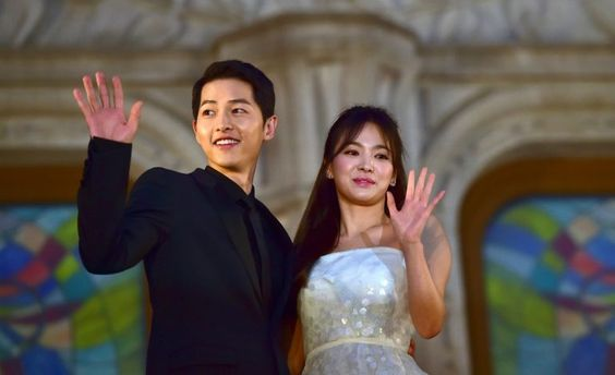 Celebrity Couple Song Joong Ki And Song Hye Kyo filing For Divorce