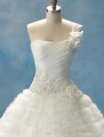 Disney Princess bridal gown SLEEPING BEAUTY 1, from The Bride's Shoppe, Great Falls, MT