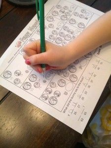 Math Money Riddle Sheets - My first grader loved these!