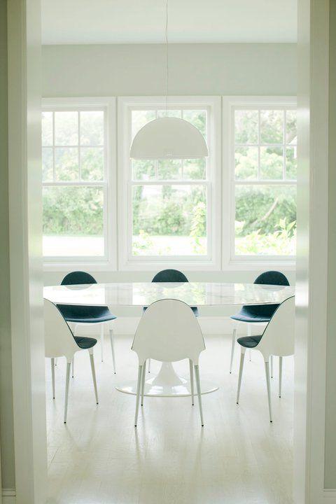 Andy Goldsborough Interior Design / Watermill Dining Room