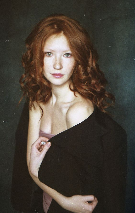 girl by Anastasia Galaktionova on 500px