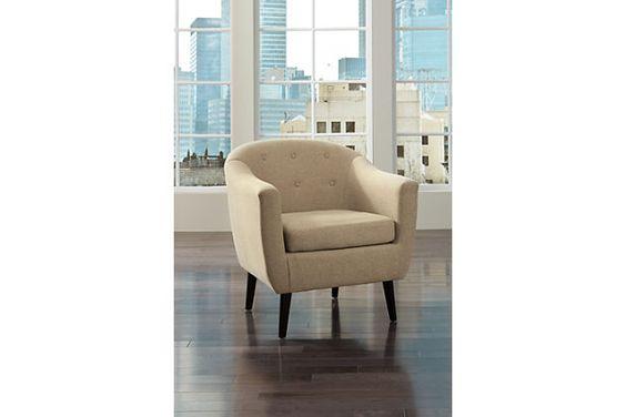 Khaki Klorey Chair View 1