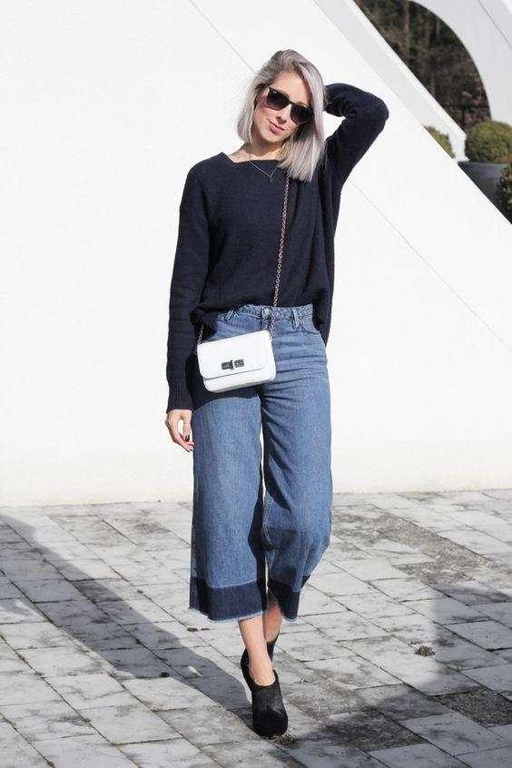 Cropped flare: Veja como usar a nova tendência em calça jeans