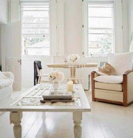 Sala de estar – Ideias de decoração para o Inverno