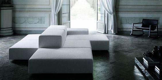 Extra Wall Divani Prodotti Living Divani Office_Informal - bumper designer bett marc newson hochwertiger schlaf