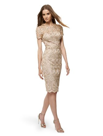 Young looking sophisticated Mother of Bride dress - Nigth dreses ...