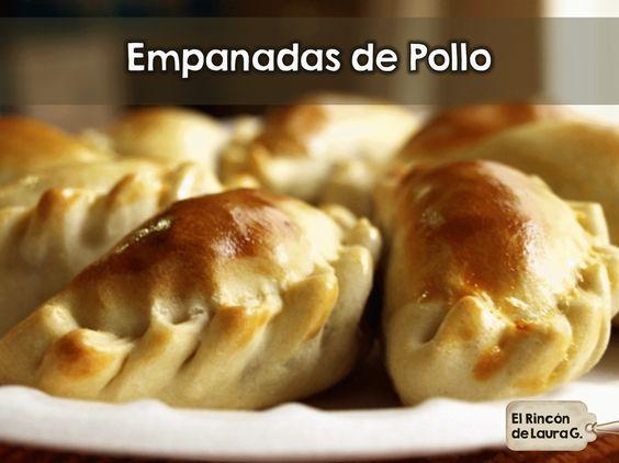 Empanadas de Pollo El Rincón de Laura G.