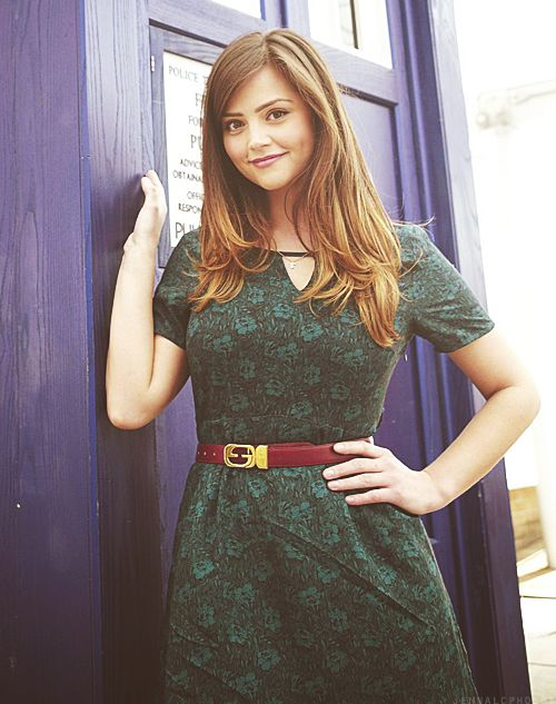 Clara Oswin Oswald - Jenna-Louise Coleman - Dr Who