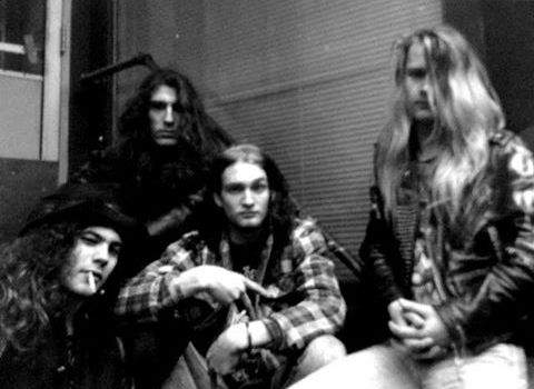 Miraculous Early Alice In Chains Late 80S Early 90S Music Is A Very Hairstyles For Women Draintrainus