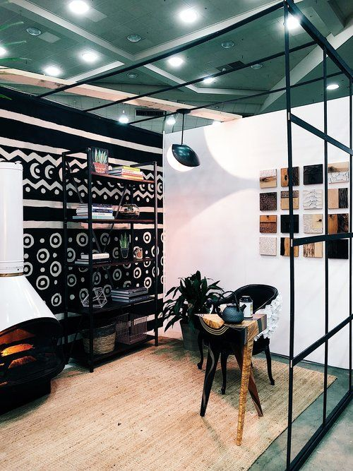 American Craft Council Make Room Modern Bold Graphic Designed By