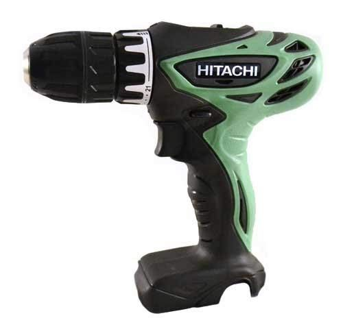 Hitachi Ds10dfl 10 8 12 Volt Li Ion 3 8 Inch Cordless Drill Driver Bare Tool No Battery Charger Or Case Review Drill Driver Cordless Drill Drill
