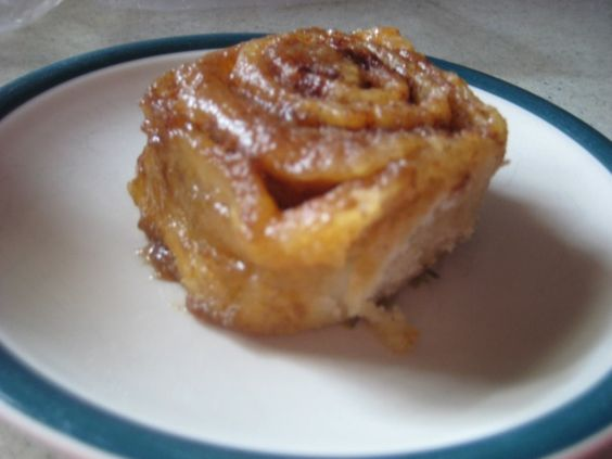 Amish Bread Starter: Sticky Buns  (I wanted this pin specifically for the topping.)