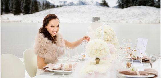 Alles dreht sich... um Sie! Winterzauber für Ihre Hochzeit.Radmila Kerl Photography GmbH