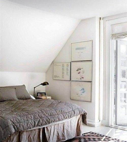 7 Ethereal Attic Bedroom Lighting Ideas Ideas Attic Renovation My Ideal Home Attic Bedroom