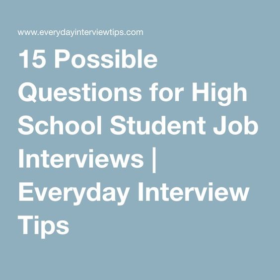 15 Most Common Job Interview Questions and Answers