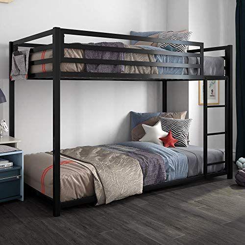 Dhp 4303019 Miles Twin Metal Bunk Bed Kid S Bedroom Spa Https Www Amazon Com Dp B07k2vjw2d Ref Cm Sw R Pi Dp U Bunk Beds Metal Bunk Beds Twin Bunk Beds
