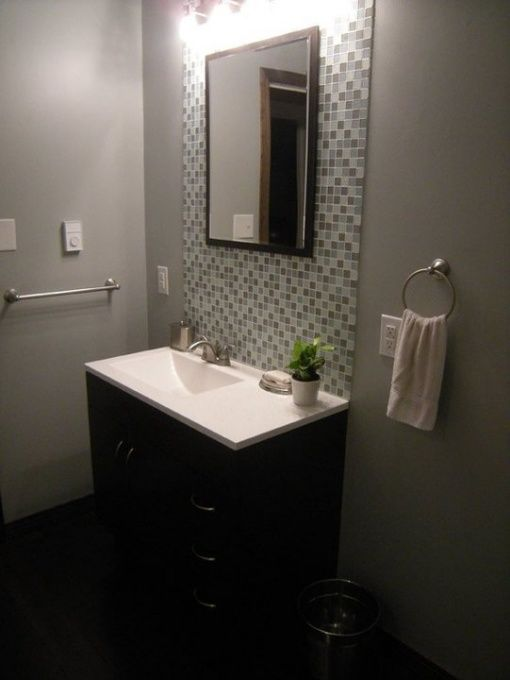 Bathrooms on a budget budget and tile on pinterest for Bathroom design jobs