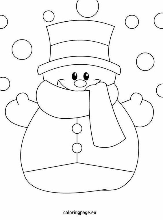 Moldes Y Patrones De Navidad Para Hacer Monos De Nieve Moldes Y Patrones De Navidad Para Hacer M Patrones De Navidad Muneco De Nieve Fieltro Dibujo De Navidad