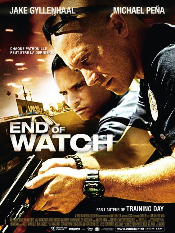 End of Watch (David Ayer) 2012