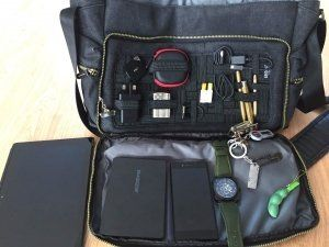Everyday Carry - Devon/Business Analyst - New EDC for everyday work, commute and travel