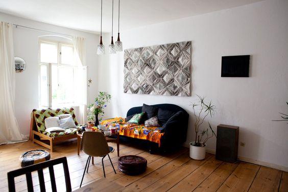 Freunde von Freunden — Zora Mann — Artist, Apartment & Studio, Kreuzberg, Berlin  — http://www.freundevonfreunden.com/interviews/zora-mann/