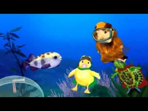 Wonder Pets All Games In One Youtube Wonder Pets Pets All Games