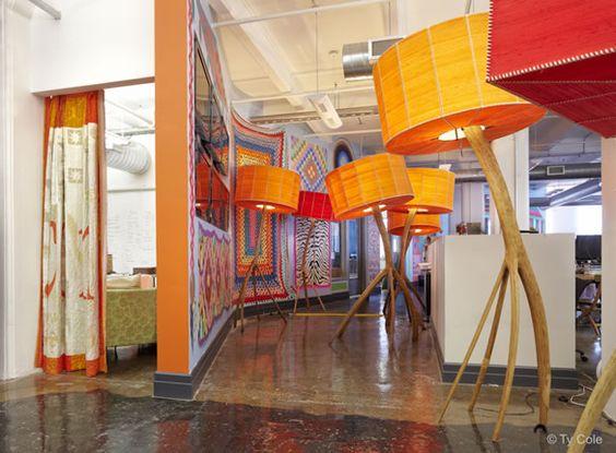 Die Büroräume von Etsy. (Quelle: NerdBusiness.com)