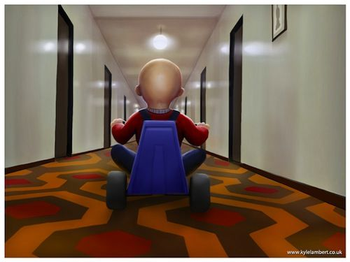 Toy Story vs. The Shining