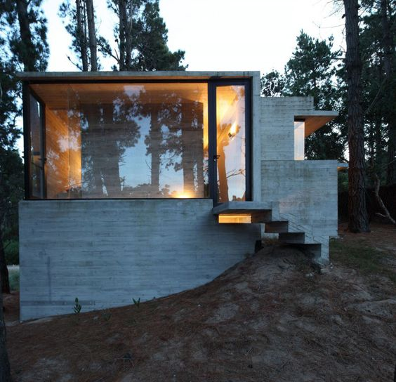 Casa Franz     Mar Azul, Argentina