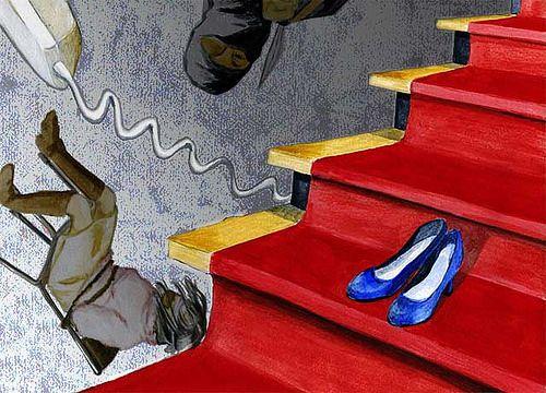 https://flic.kr/p/FbtNJq   大暴落ガラ_3月前半   「大暴落ガラ」(幸田真音著 読売新聞オンライン掲載) the cut of the dayly serial novel on Yomiuri Online (The Yomiuri Shimbun)'Daibouraku Gara' by Author Main KODA  www.yomiuri.co.jp/life/special/kouda/   #illustration by Tomoko FURUYA