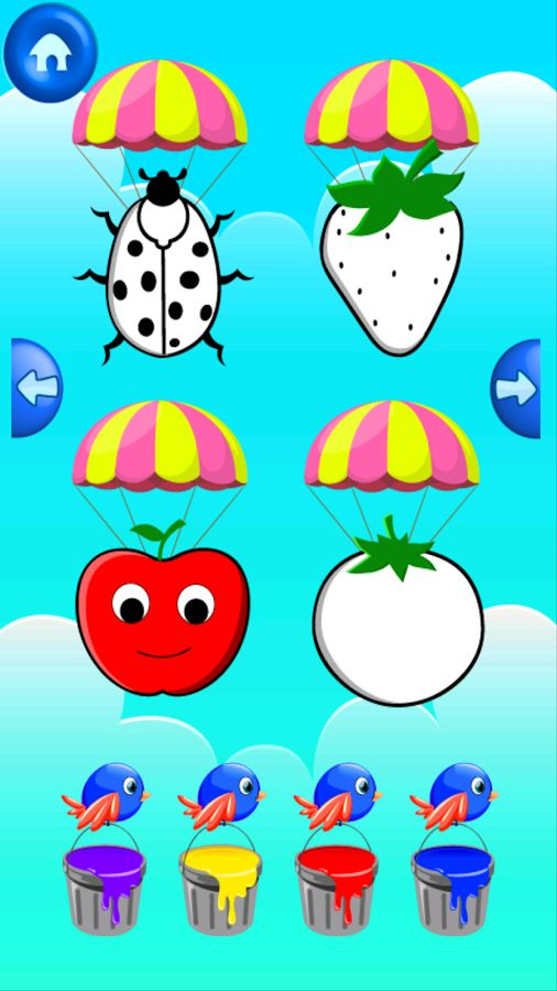 9 best Kids Color Shape Balloon Game images on Pinterest | Balloon ...