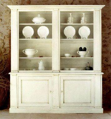 biblioth que vaisselier ax patines anciennes furniture pinterest. Black Bedroom Furniture Sets. Home Design Ideas
