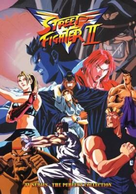 Animes & Download's: STREET FIGHTER II - SERIE COMPLETA - DUBLADA