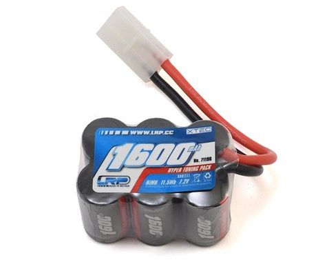Lrp 2 3 A Hyper 6 Cell Nimh Tuning Battery Pack W Tamiya 7 2v 1600mah Nimh Battery Pack Nimh Battery