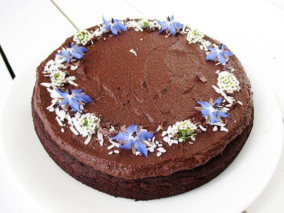 Basic chocolate cake recipe with oil