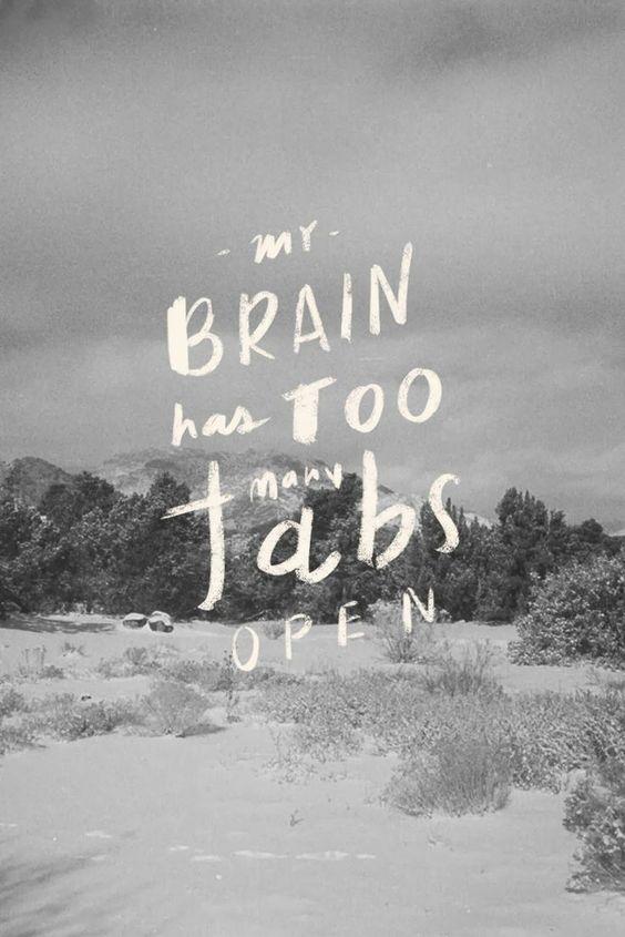 Gehirn.