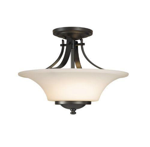 Murray Feiss SF241ORB Barrington Collection 2-Light Semi-Flush, Oil Rubbed Bronze Finish with White Opal Etched Glass Shade Murray Feiss http://www.amazon.com/dp/B0013N3DAW/ref=cm_sw_r_pi_dp_aYSMvb08BJPT7