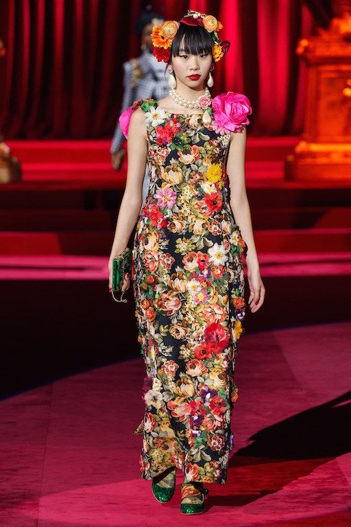 Dolce & Gabbana Fall 2019 Ready-To-Wear Collection Review #dolceandgabbana # fall2019 #milan #mfw
