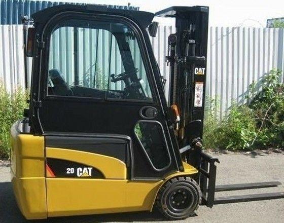 Free Caterpillar Cat Ep16nt Forklift Lift Truck Service Repair Manual Lifted Trucks Repair Manuals Forklift