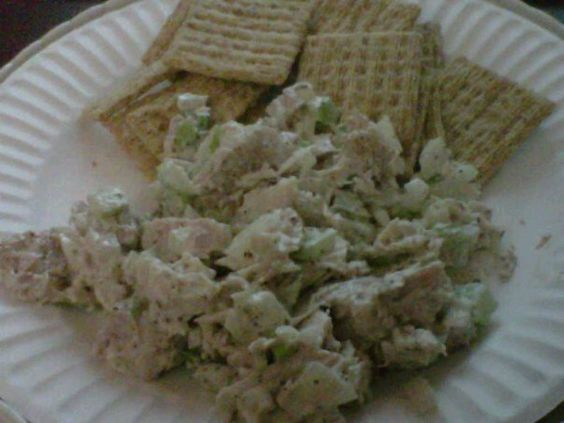 Giving Thanks - The Aftermath: Classic Turkey Salad | The DIVA's Kitchen
