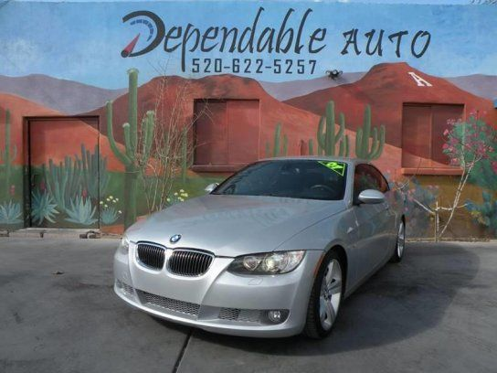 Convertible 2007 Bmw 335i Convertible With 2 Door In Tucson Az 85713 Bmw Bmw Cars Convertible