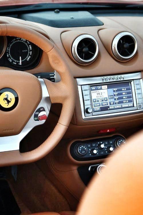 Ferrari Interior Super Cool Ferrari Cars Cars Ferrari In 2020