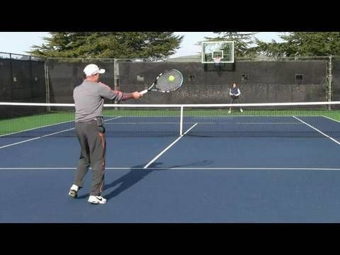 Tennis How To Stop Making Unforced Errors When You Play The Short Forehand Youtube Howtoplaytennis Tennis How To Play Tennis Tennis Rules
