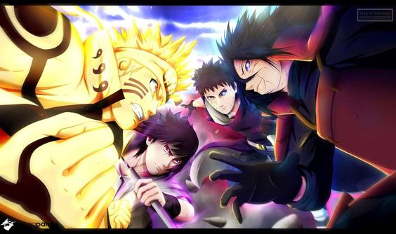 Komik Naruto Manga 685 Hal 3 - Baca Komik Manga Bahasa Indonesia Online