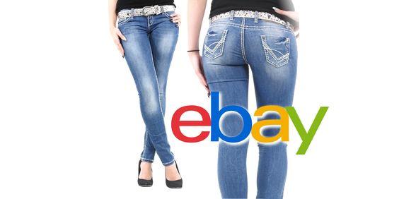 EBAY: Günstig und Stylisch!  Cipo & Baxx Damen Jeans mit weißen Ziernähten:  http://www.ebay.de/itm/Cipo-Baxx-Jeans-CBW-657-Slim-Fit-Used-Look-mit-Stretch-und-weissen-Naehten-blau-/151607617981  Viel Spaß beim Shoppen Die Stylefabrik